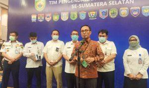 Kepala Perwakilan Bank Indonesia Provinsi Sumsel, Hari Widodo